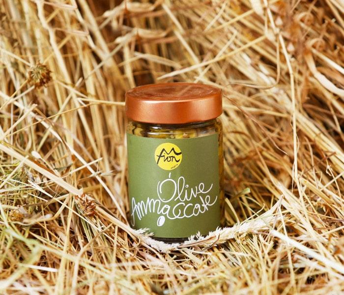 Olive Ammaccate fion - Martirano Lombardo Calabria